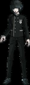 Danganronpa V3 Shuichi Saihara Fullbody Sprite (Hat) (35)