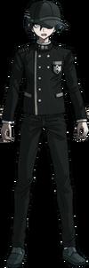 Danganronpa V3 Shuichi Saihara Fullbody Sprite (Hat) (37)