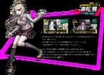 Kaede Akamatsu Danganronpa V3 Official Japanese Website Profile