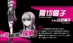 Promo Profiles - Danganronpa 3 Future Arc (Japanese) - Kyoko Kirigiri