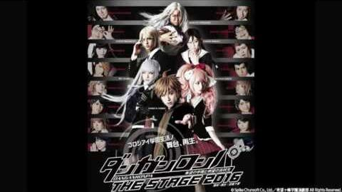 「REBORN AT CAUTION AREA–theme of DANGANRONPA THE STAGE 2016-」TRUSTRICK (神田沙也加(Vo) x Billy(Gt))