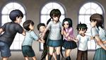 Danganronpa V3 CG - Maki Harukawa's life as a caregiver