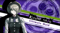 Danganronpa V3 Kirumi Tojo Toujou Introduction (Demo Version)