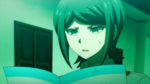 Despair Arc Episode 7 - Mukuro being told to sing (2)