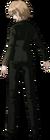 Danganronpa 1 Byakuya Togami Fullbody Sprite (PSP) (14)