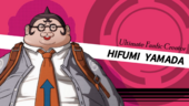 Danganronpa 1 Hifumi Yamada English Game Introduction