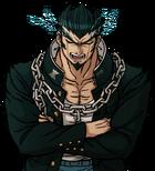 Danganronpa V3 Bonus Mode Nekomaru Nidai Sprite (3)