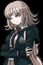 Danganronpa 2 Chiaki Nanami Halfbody Sprite (PSP) (16)