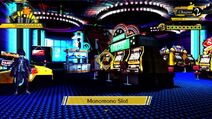 Danganronpa V3 Casino Game Room