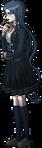 Danganronpa V3 Tsumugi Shirogane Fullbody Sprite (Debate Scrum) (4)
