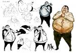 Hifumi Yamada Beta Designs 1.2 Reload Artbook