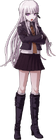 Danganronpa 1 Kyoko Kirigiri Fullbody Sprite (PSP) (14)