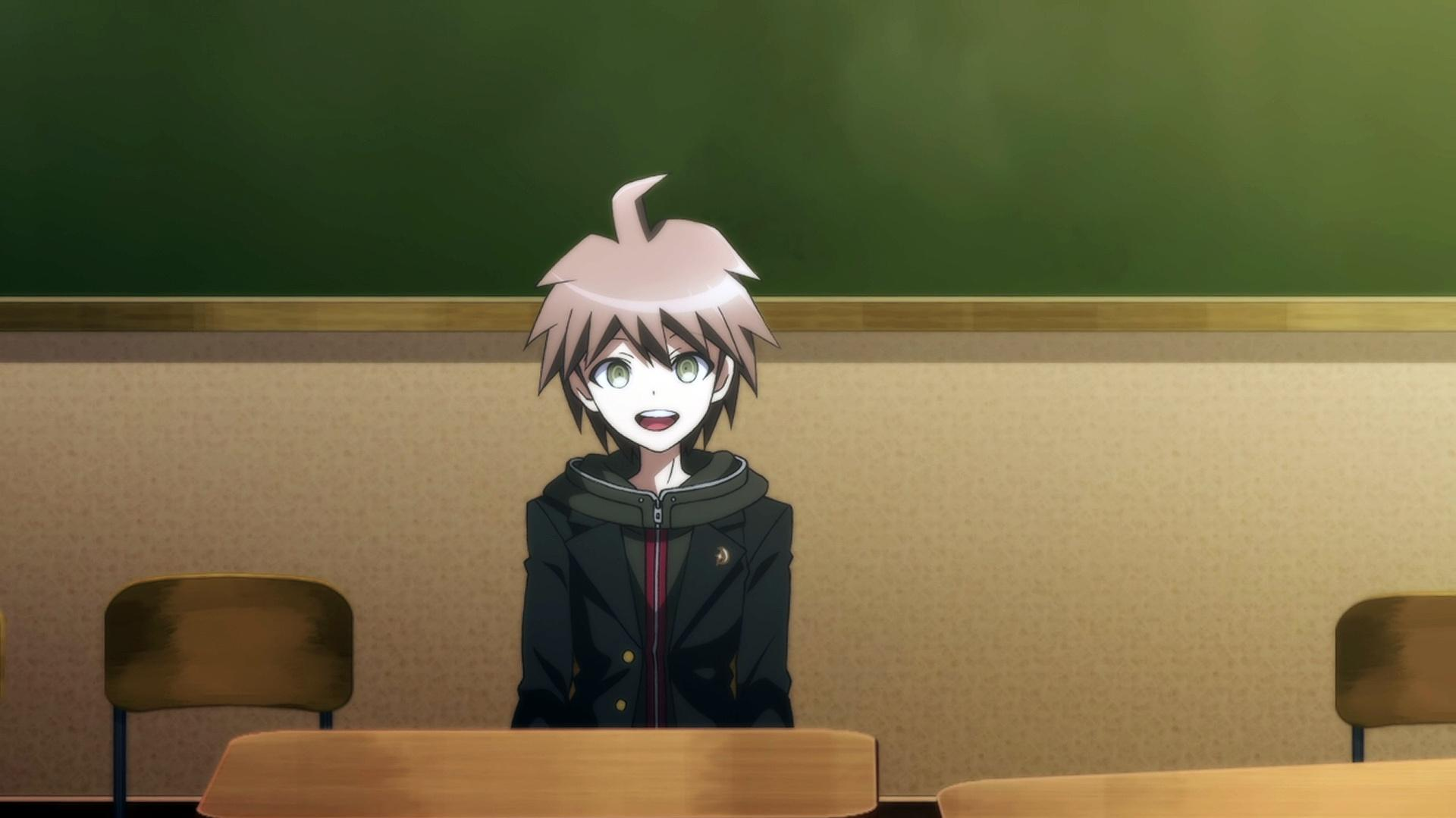 Danganronpa the Animation - Zetsubōsei Hero Chiryōyaku (Version 1)