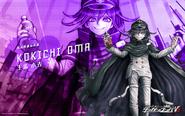 Digital MonoMono Machine Kokichi Oma PC wallpaper
