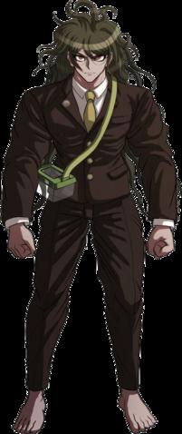 Gonta Gokuhara Fullbody Sprite (Special)