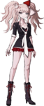 Mukuro Ikusaba (As Junko) Beta Sprite