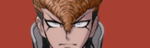 Danganronpa 1 Mondo Owada Bullet Time Battle Sprite (PSP) (Unused)