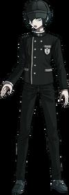 Danganronpa V3 Shuichi Saihara Fullbody Sprite (Hat) (24)