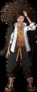 Yasuhiro Hagakure Fullbody Sprite (4)