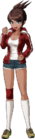 Danganronpa 1 Aoi Asahina Fullbody Sprite (PSP) (18)
