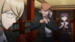 Danganronpa the Animation (Episode 04) - Fight in the Library (067)