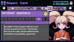 Hiyoko Saionji's Report Card Page 6
