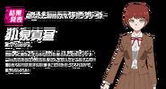 Danganronpa 3 Personality Quiz (Japanese) Mahiru Koizumi