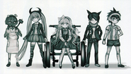 Danganronpa Another Episode Beta Designs Warriors of Hope (3)