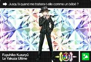 Danganronpa V3 Bonus Mode Card Fuyuhiko Kuzuryu U FR