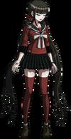 Danganronpa V3 Maki Harukawa Fullbody Sprite (3)