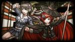 Danganronpa V3 Steam Card - Tenko Chabashira and Himiko Yumeno