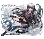 Divine Gate x Danganronpa 1.2 Kyoko Evolved Artwork