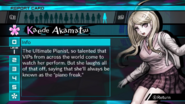 Kaede Akamatsu Report Card Page 1