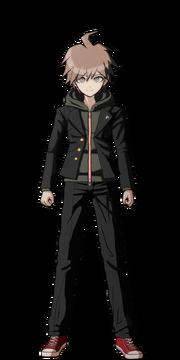 Makoto Naegi Fullbody Sprite 01