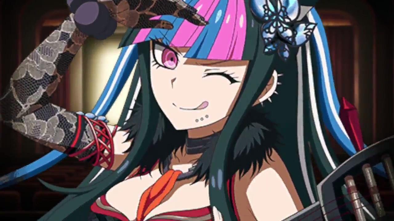 Sengoku Asuka ZERO x Danganronpa 3 Ibuki Mioda