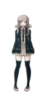 Chiaki Nanami Fullbody Sprite (Low Quality)