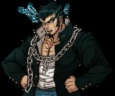 Danganronpa V3 Bonus Mode Nekomaru Nidai Sprite (Vita) (13)