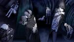 Danganronpa V3 CG - The students despairing at failing the Death Road of Despair (2)