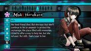 Maki Harukawa Report Card Page 5 (For Shuichi)