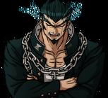 Danganronpa 2 Nekomaru Nidai Halfbody Sprite (PSP) (3)