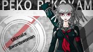 Danganronpa 2 Peko Pekoyama English Game Introduction