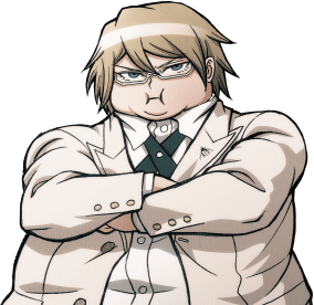 File:Danganronpa 2 The Ultimate Imposter Halfbody Sprite (PSP) (2).png