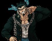 Danganronpa V3 Bonus Mode Nekomaru Nidai Sprite (Vita) (2)