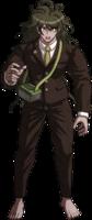 Danganronpa V3 Gonta Gokuhara Fullbody Sprite (12)