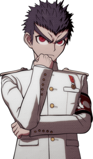 Kiyotaka Ishimaru Halfbody Sprite (15)