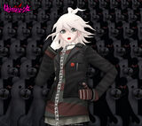 Monokuma Factory Wallpapers Set 6A Nagito Komaeda 1440 x 1280