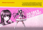 Promo Profiles - Danganronpa 1 (English) - Sayaka Maizono