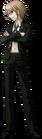 Danganronpa 1 Byakuya Togami Fullbody Sprite (PSP) (15)