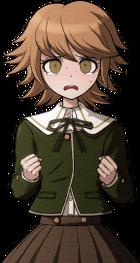 Danganronpa 1 Chihiro Fujisaki Halfbody Sprite (PSP) (11)