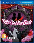 Danganronpa AE Box art EU
